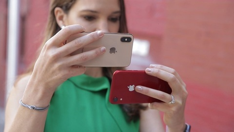 iPhone XR Dual Sim vs iPhone XS Max Dual Sim vs iPhone XS