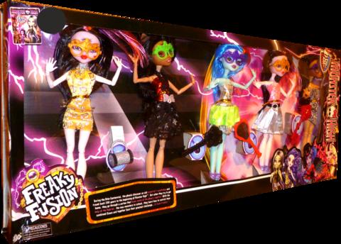 Monster High: самые необычные куклы