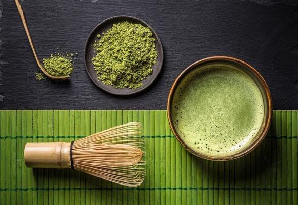 Матча - самый полезный зеленый чай