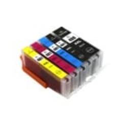 Инструкция: как отключить чипы на картриджах Canon PGI-480 и CLI-481