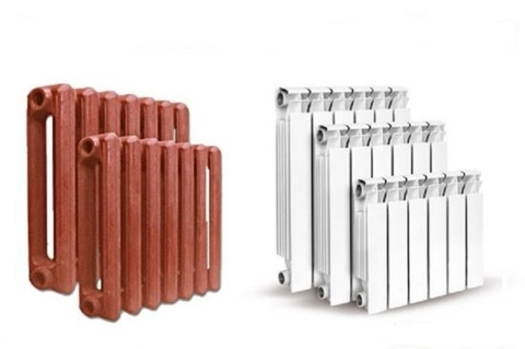 Какие радиаторы отопления выбрать: стальные или алюминиевые?