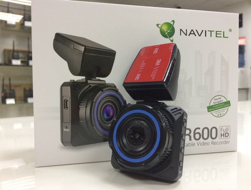 Обзор новинки: регистратор Navitel R-600