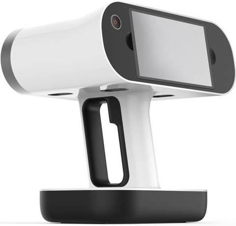Artec 3D представила новый 3D-сканер Artec Leo: новый стандарт точности и удобства