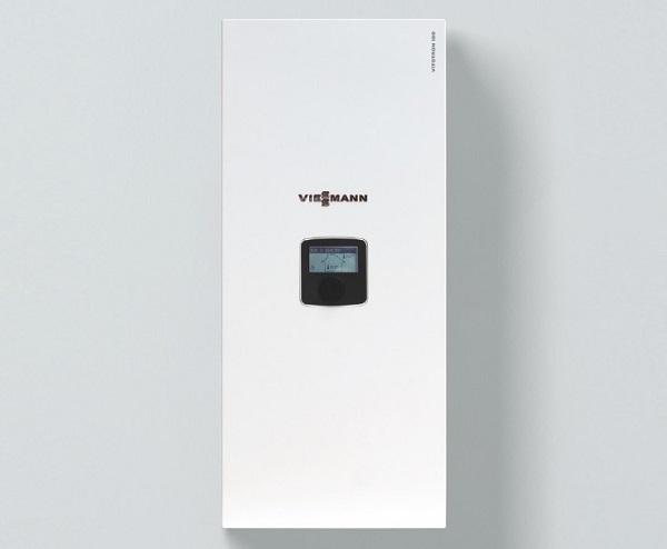 Viessmann начинает производство электрических котлов Vitotron