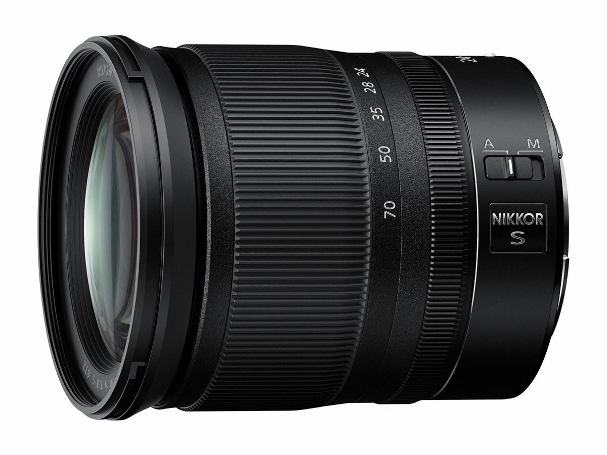 Новейшая оптика Nikon Z