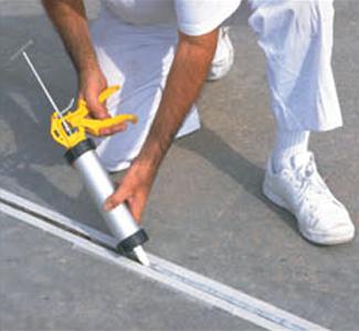 Герметики для швов в бетоне
