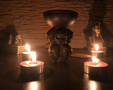 Helloween в Резиденции Дыма