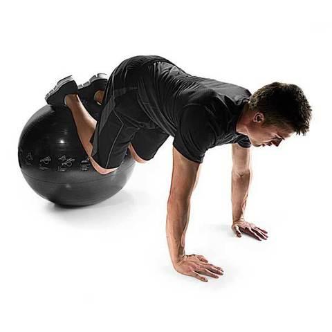 Упражнения с большим гимнастическим мячом: преимущества, нюансы тренировок