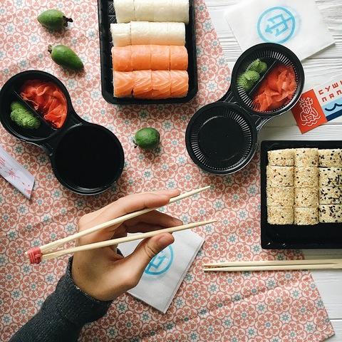История возникновения суши: что мы знаем о популярном блюде?