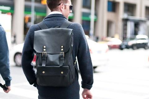 Как выбрать мужской рюкзак, критерии качества