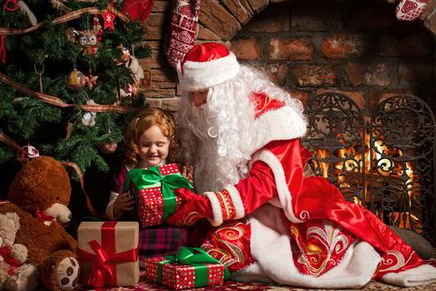 Дарим новогодние подарки!