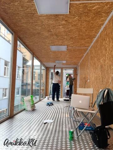 Мы снова в лофт проект этажи 15 Июля !!!