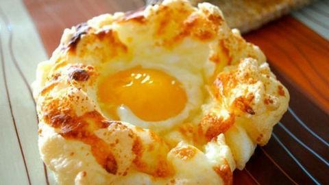 """""""Яичница на облаке"""" - новый способ приготовить привычный всем завтрак"""