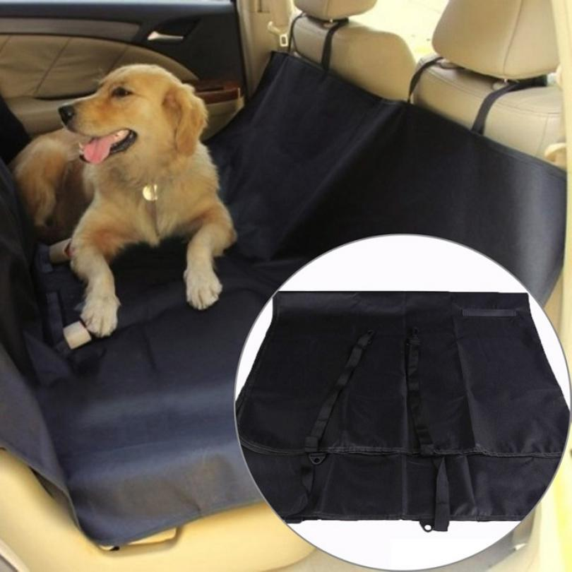 Чехол накидка для перевозки собак в автомобиле!