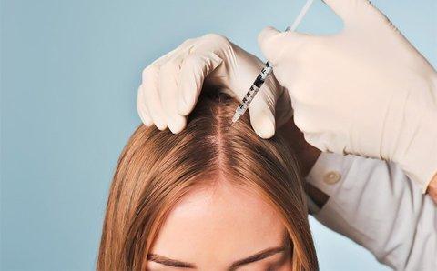 Мезотерапия лица и головы