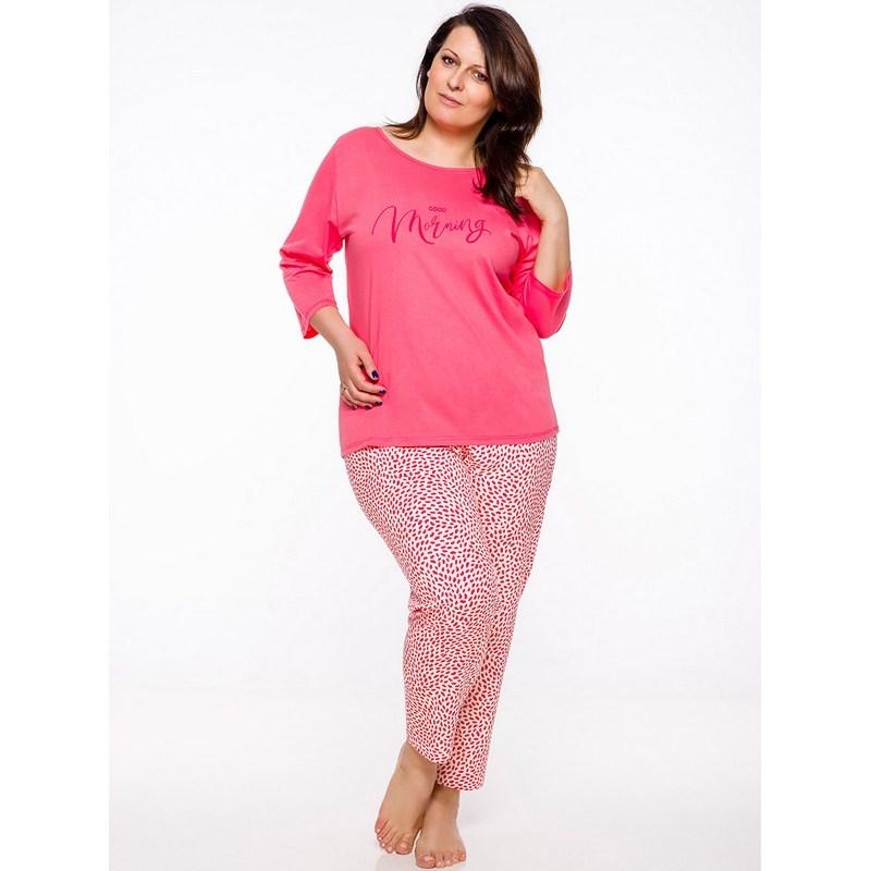 Новинки - симпатичные пижамы больших размеров!
