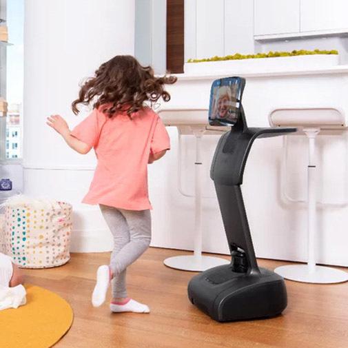 Робот Temi обеспечит эффект телеприсутствия