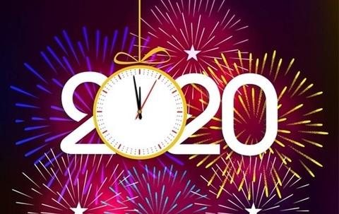 График работы в новогодние праздники 2020