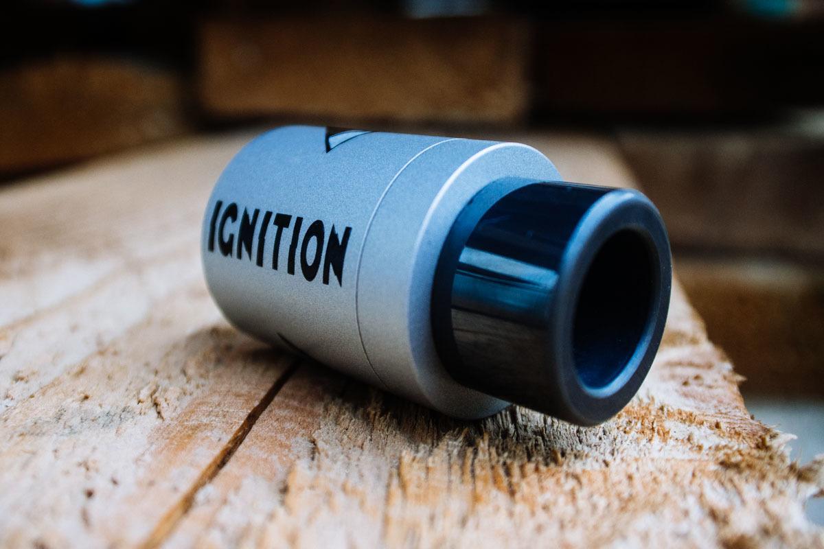 Ignition RDA от Congrevape – ключ на старт!