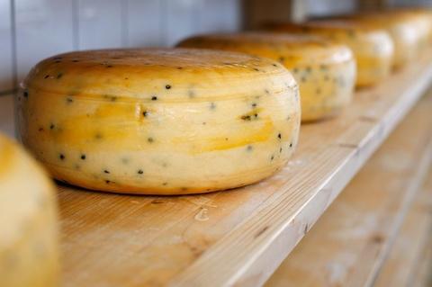Сыр с тмином - прямиком из прибалтики
