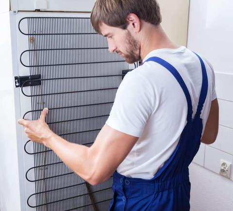 Обслуживание холодильного оборудования