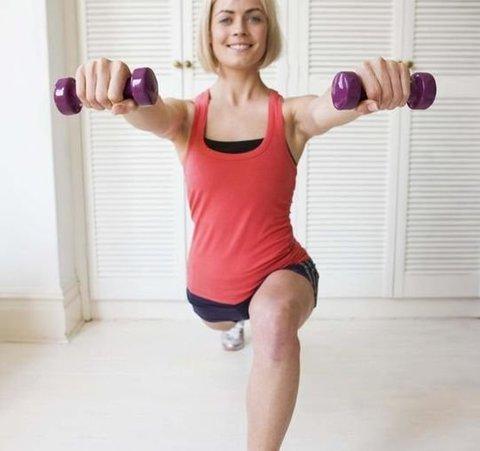 Как выбрать гантели для фитнеса.