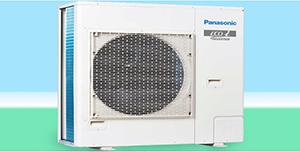 Panasonic: готовится производство новых мини VRF систем