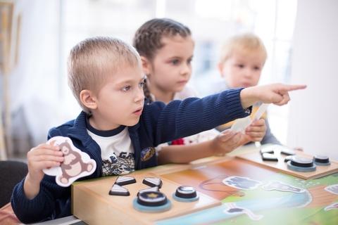 Вперед в обучение! Увлекательный квест для дошкольников.