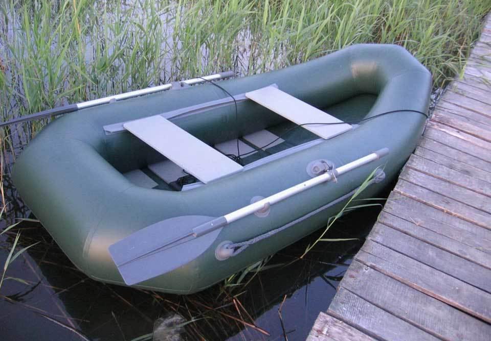 Виды современных лодок