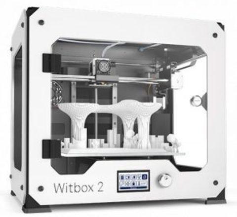 Тест 3D-принтера bq Witbox 2