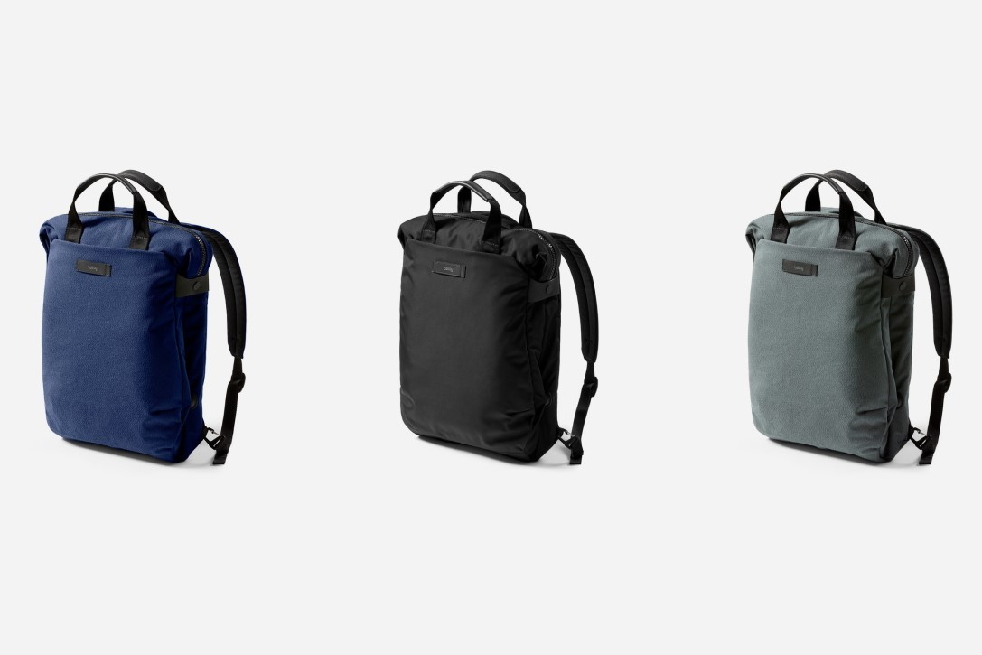 Обзор рюкзака Bellroy Duo Totepack