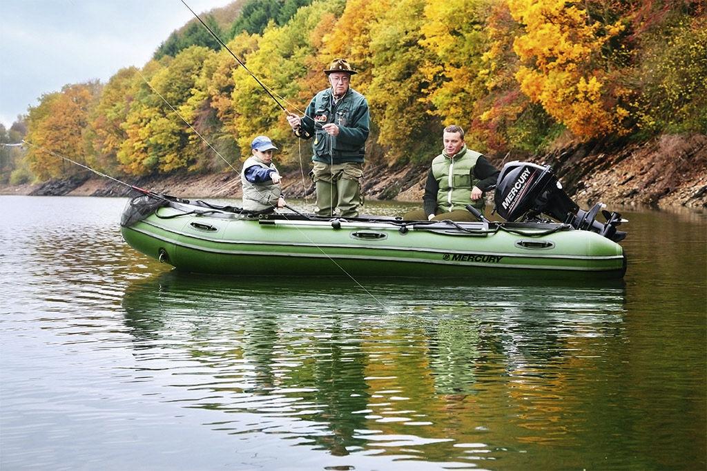 Выбор лодки в зависимости от целей использования