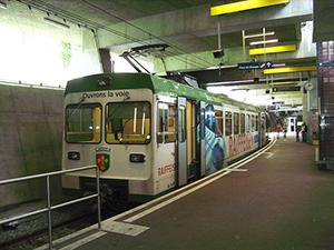Гигантский кондиционер может получиться из метрополитена Лозанны