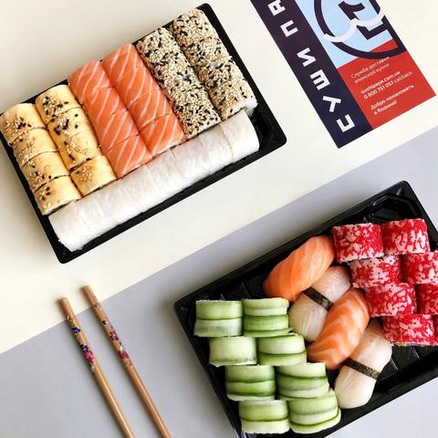 Как пользоваться учебными палочкам для суши