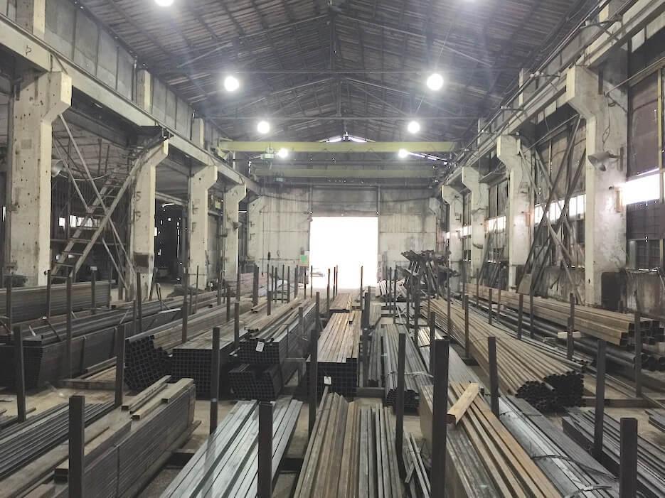 Применение металлопроката в малоэтажном строительстве