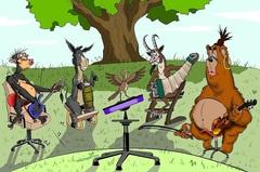 Какой ортопедический стул сможет исправить и уберечь осанку?