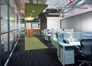 Офисный «Брюнель-билдинг» предпочел товар фирмы Ability