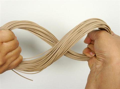 Необычный 3D филамент от Кая Парти (Kai Parthy): SOLAY, LAYWOO-D#, LAYBRICK, MOLDLAY, LAYFOMM.