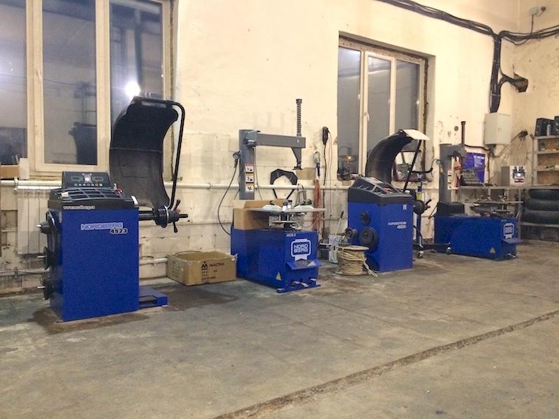 Шиномонтажная мастерская в Заокском на Нечаевском шоссе 4 набирает популярность