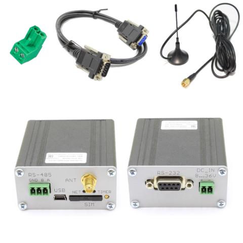 Серия самых экономичных CSD-модемов и модемов с GPRS TCP/IP
