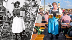 Октоберфест сейчас и 100 лет назад: что изменилось