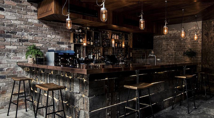 Inc. Amazon открывает бар