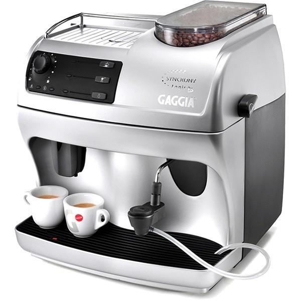 Новинка - стильные кофемашины Gaggia