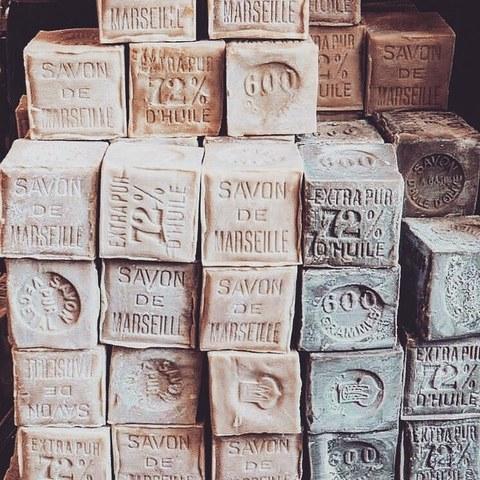 Марсельское мыло - это мыло с историей!