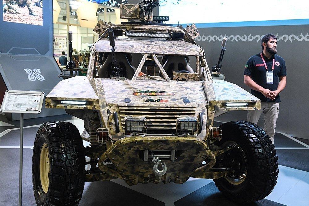 Электромобили для сухопутных войск