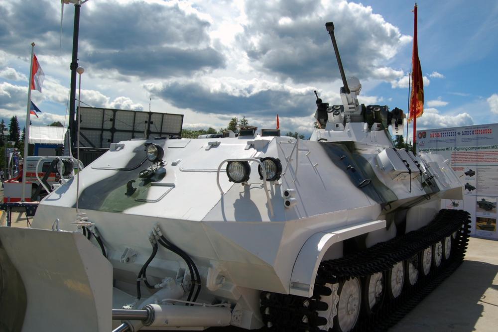 Покоритель Арктики – танк «Торос»