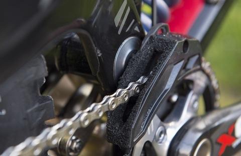 Ремонт: Как сделать велосипед тихим. Трансмиссия