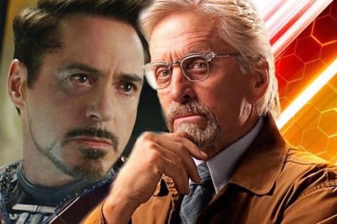 Как Хэнк Пим скрывал свою технологию от Тони Старка в киновселенной Marvel?
