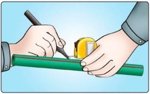Фотоинструкция для сварки полипропиленовых труб и фитингов