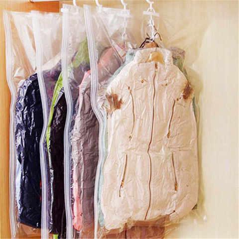 Вакуумные пакеты для одежды: особенности и преимущества